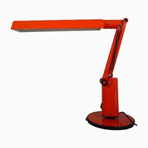 Swedish Lucifer Desk Lamp by A & E Design for Fagerhults Belysning, 1970s