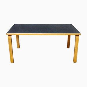 Modell 81a Esstisch von Alvar Aalto für Artek, 1980er