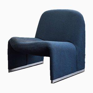 Vintage Alky Stuhl von Giancarlo Piretti für Castelli