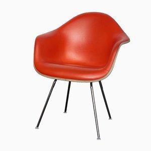 Mid-Century DAX Armlehnstuhl von Charles und Ray Eames für Herman Miller