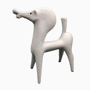 Figurina vintage in ceramica di Roberto Rigon, anni '60