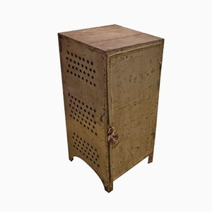 Vintage Industrial Tool Cabinet