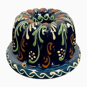 Vintage Elsässer Gugelhupf Kuchenform