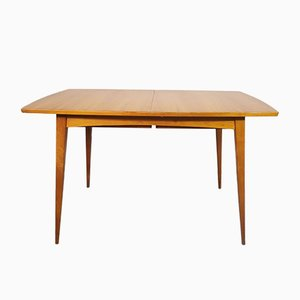 Dining Table with Double Extension, 1950s