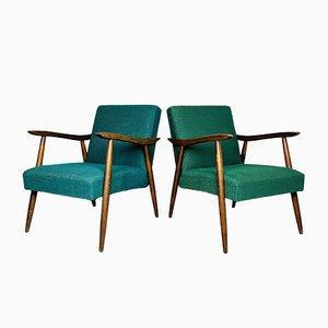 Vintage Yugoslavian Model Romy Chairs, 1970s, Set of 2