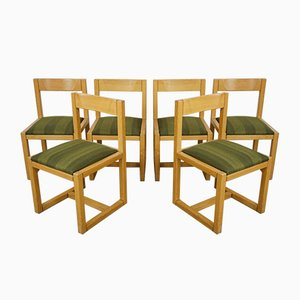 Set of Chairs, 1960s, Set of 6