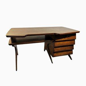 Ico Parisi Style Schreibtisch, 1950er
