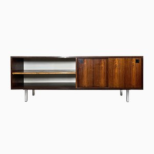 Low Rosewood Sideboard by Alfred Hendrickx for Belform, 1960s