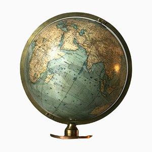 Vintage Globe by C. Adimis