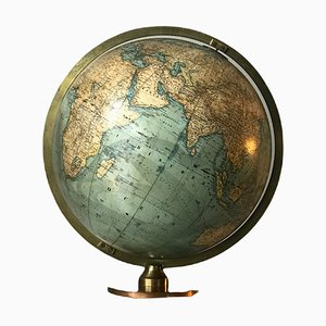 Vintage Globus von C. Adimis