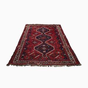 Antiker Handgewebter Turkoman Teppich, 1900er