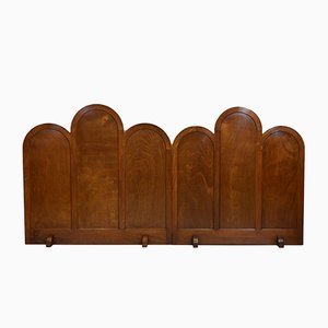 Art Deco Cloud-Shaped Screens, 1930s, Set of 5