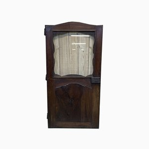 Walnut Bonnetière Door, Early 19th Century