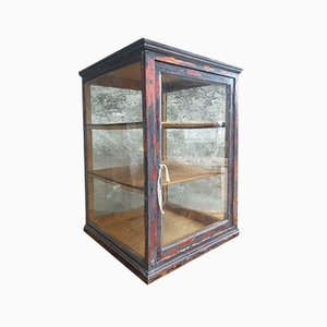 Antique Counter Display Case