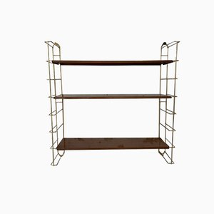 Vintage String Style Wall Shelf