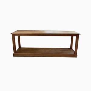 Tisch aus Kiefer & Eiche, 1800er