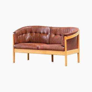 Dänisches Sofa von Nielaus Mobler