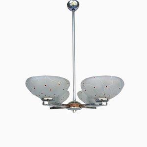 Lámpara de araña modelo 1403 vintage de Napako