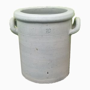 Rustikaler Vintage Keramiktopf