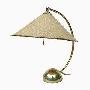 Tischlampe von Pitt-Leuchten, 1940er