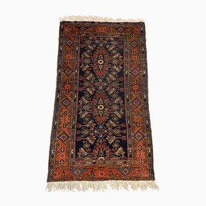 Medium Orientalischer Vintage Teppich in Blau & Rot von Malayer