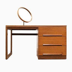 Vintage Teak Dressing Table, 1960s