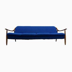 Mid-Century Teak Sofa Bed from Greaves & Thomas
