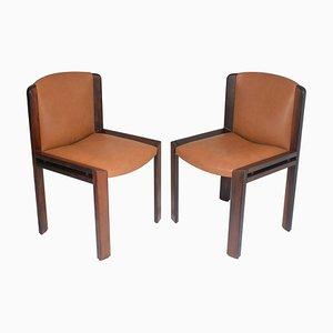 Italienische 300 Stühle von Joe Colombo für Pozzi, 1960er