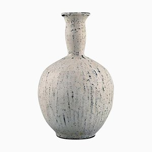 Vase in Glazed Stoneware by Svend Hammershøi for Kähler, Denmark, 1930s