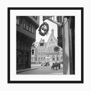 Frankfurt, Germany, Art Print, 1935