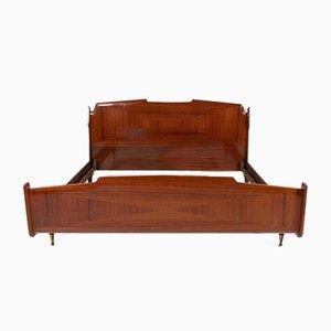 Italian Double Bed, 1950s