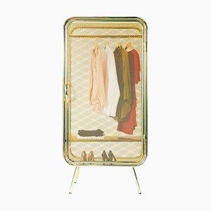 Mobiletto Harold Gold di Jesse Visser per Design M