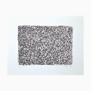 Mark Tobey, Horizontale Komposition, Lithographie, 1967