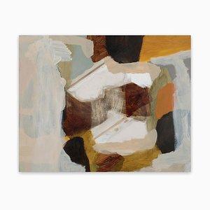 Erased Painting, Abstrakte Malerei, 2016