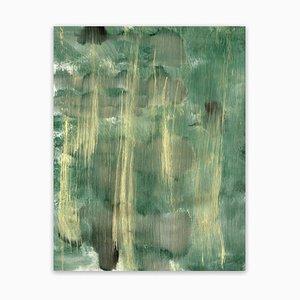 Conferenza degli uccelli nr. 40, Pittura astratta, 2002, Orma