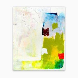 Beobachter, Abstrakte Malerei, 2015, Orma