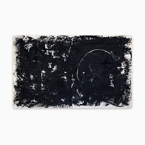 Sonnenwende 2, Abstrakte Malerei, 2019
