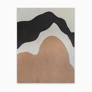 Peak Valley, Abstrakte Malerei, 2020