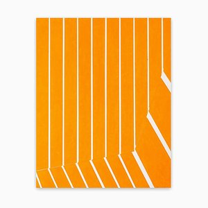 Senza titolo 258.11, Pittura astratta, 2011, Fronte