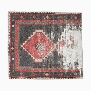 Turkish Vintage Oushak Rug
