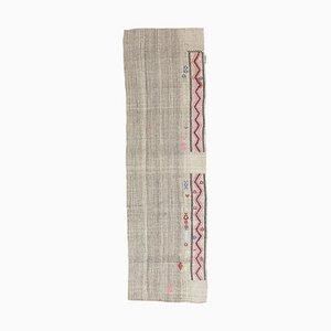 Vintage Kilim Oushak Handmade Wool Rug