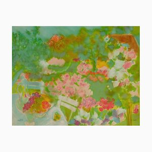 Flower Garden by Michèle Gour