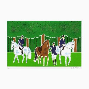 Cavalli e cavalieri 15 di Serge Lassus