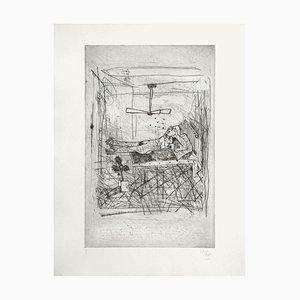 Ventilateur Bare Elongate par Louis Cane