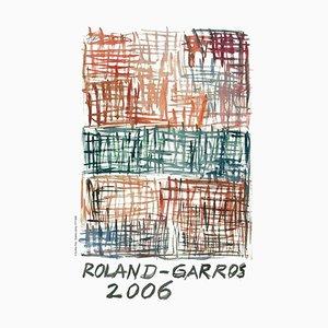 Gunter Forg 2006 Poster von Roland-Garros
