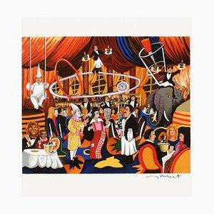 Champagne II by Guy Buffet