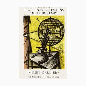 Expo 69 Musée Galliéra Plakat von Bernard Buffet