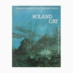 Póster Affiche Isy Brachot de Roland Cat