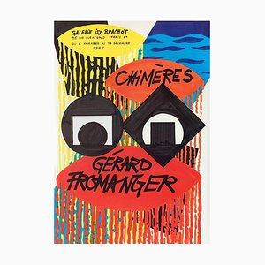 Póster de Expo 85 Galerie Isy Brachot de Gérard Fromanger