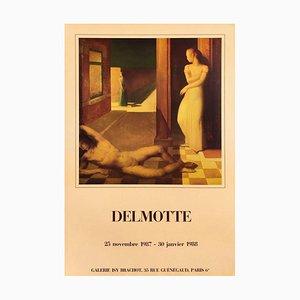 Galería Expo 88 Galerie Isy Brachot de Marcel Delmotte